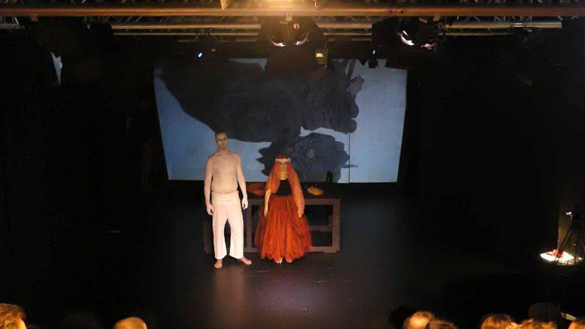 Anselm Wittenstein - Schauspieler - Die Bluthochzeit - Lorca