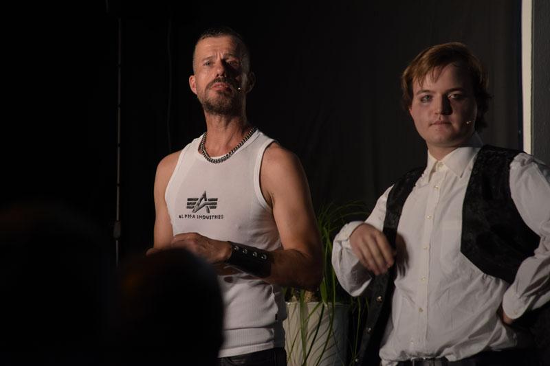Anselm Wittenstein // Schauspieler // Die Sascha-Falle