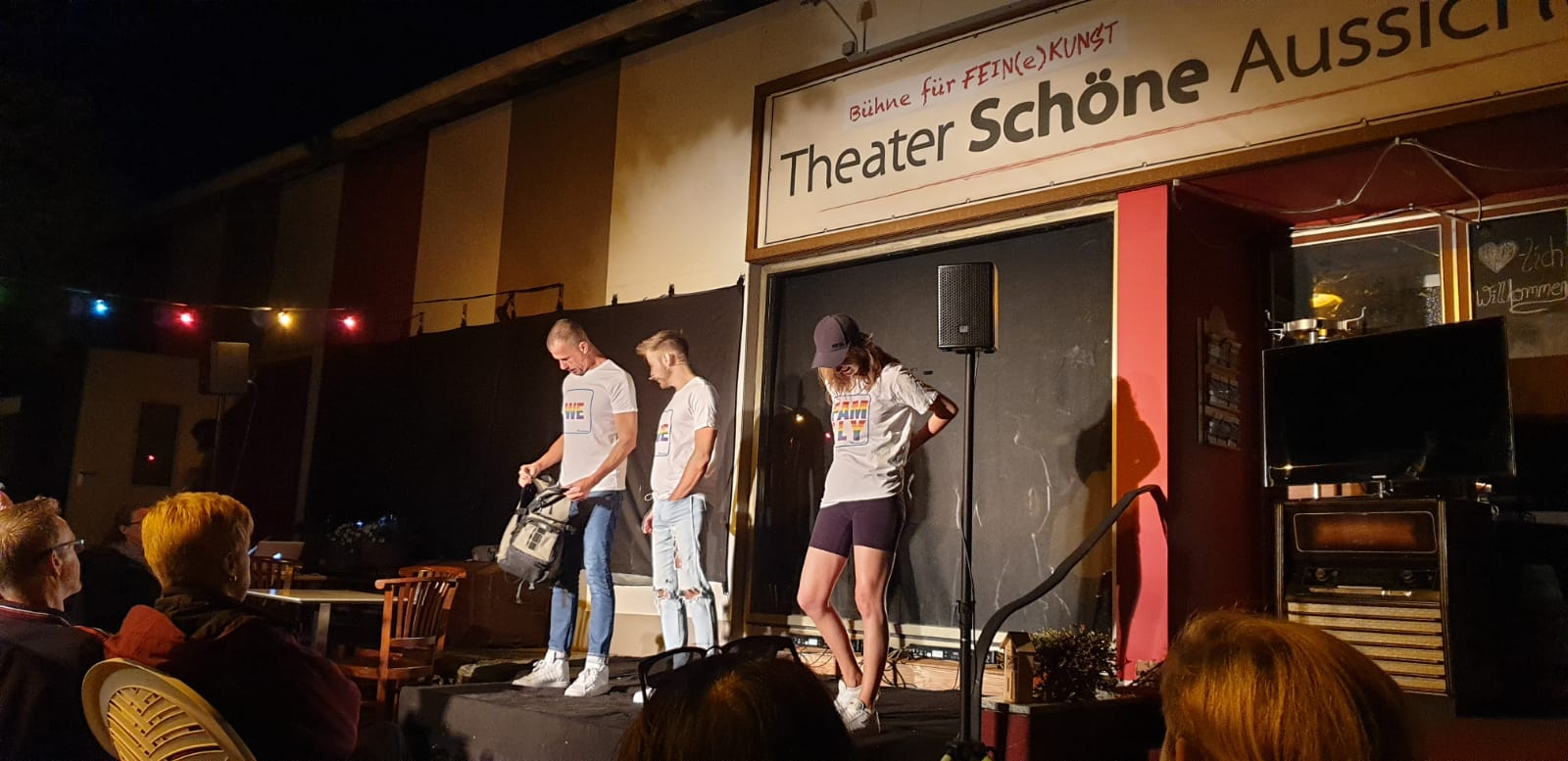 Anselm Wittenstein // Schauspieler // Die Wanderung